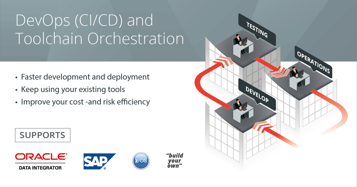 DevOps and Toolchain Orchestration for SAP